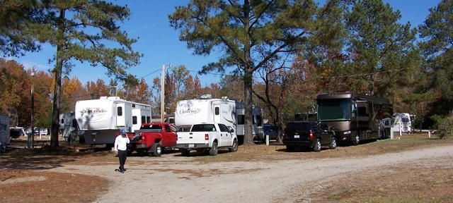 Welcome To Kampers Lodge Campground Wilson Nc